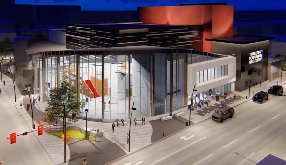 Kamloops Sports Council endorses YES vote for the Kamloops Centre for the Arts